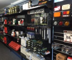 Spare Parts for Trucks, Buses and Motorhomes