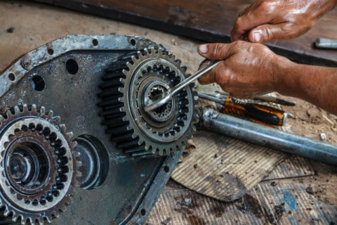 Mechanical Repairs at Nota Motors
