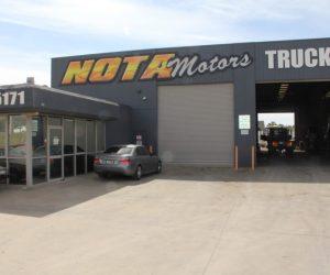 Nota Motors Bus and Truck Repairing Workshop