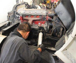 Inspections for Trucks, Buses, Motor homes